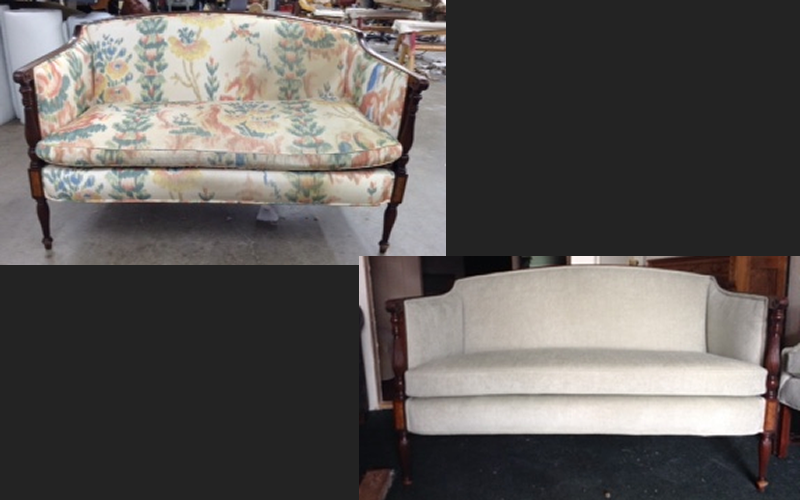 Antique Upholstering Green Bay