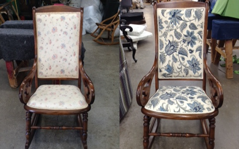 Restoration of Vintage Furniture