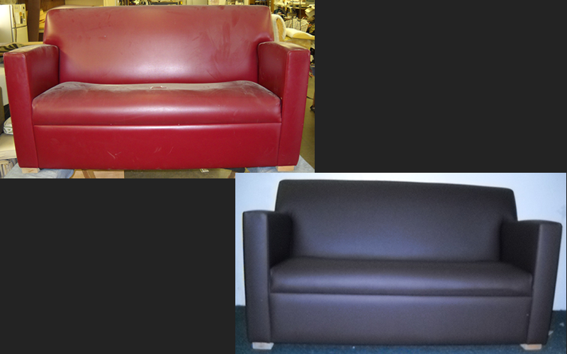 Commercial Upholstering Services Green Bay
