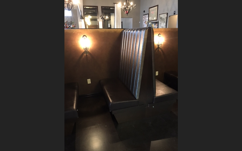Restaurant Booth Repair Wisconsin
