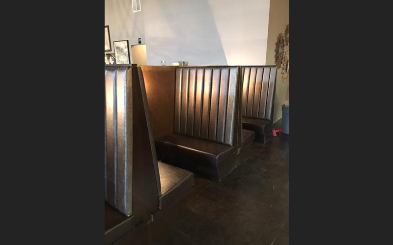 Restaurant Booth Repair Wisconsin