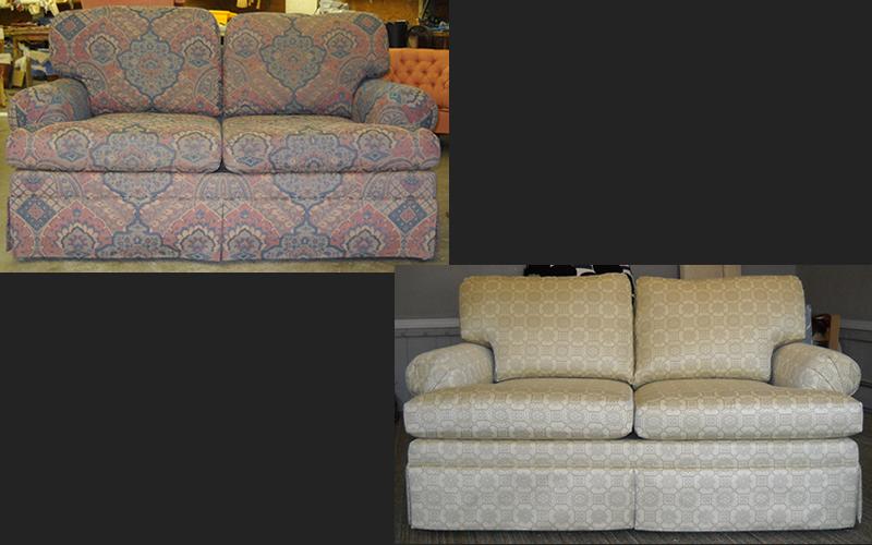 RV Seat and Cushion Repair Wisconsin