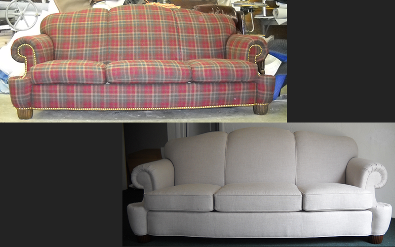 RV Seat and Cushion Repair Wisconsin
