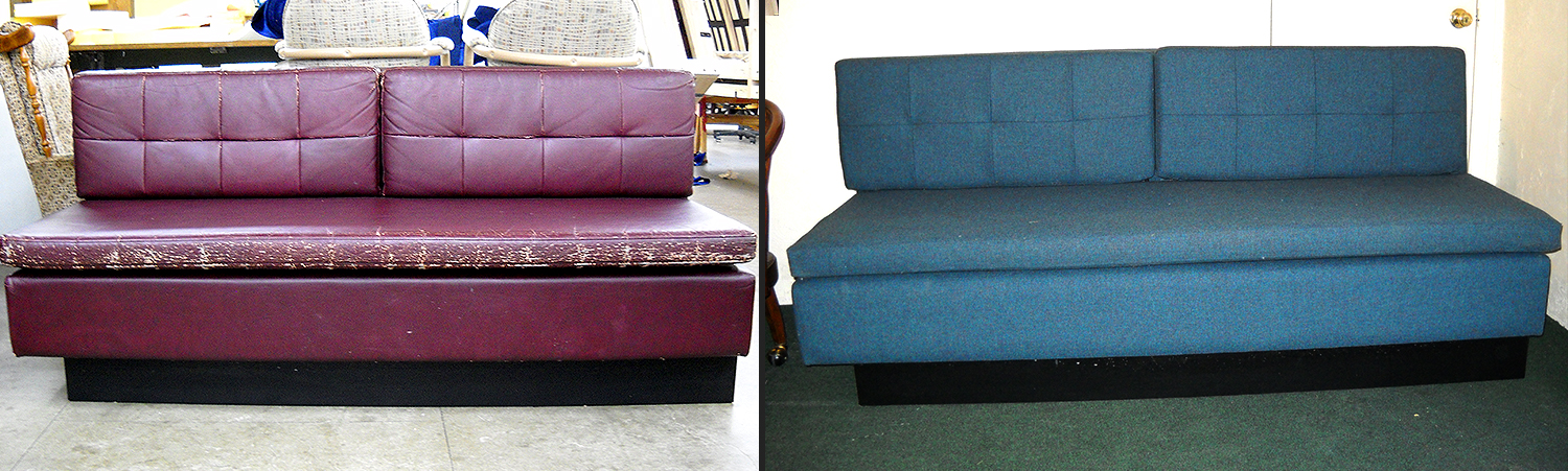Commercial Upholstery Service