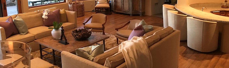 Residental Upholstery Service